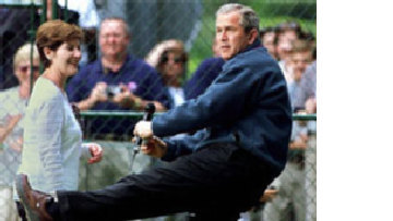 Бейсбол, Путин и президент США picture