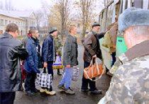 В России идет охота на призывников picture