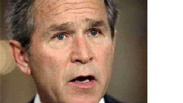 Обращение Джорджа Буша-младшего к нации picture