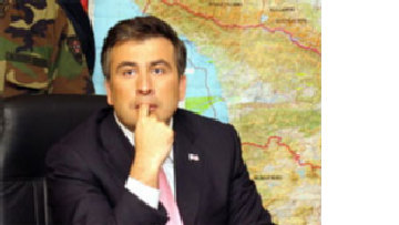 Михаил Саакашвили: Длинное, жаркое лето Грузии picture