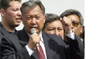 """И.о. президента Киргизии Курманбек Бакиев: """"Мы не мыслим себя без России"""" picture"""