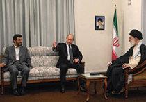 Визит Путина в Иран picture