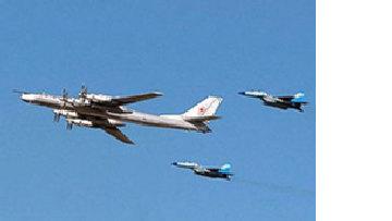 Российские военные самолеты провоцируют американских военных picture