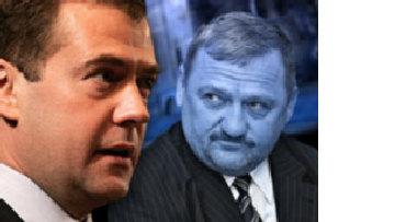 Медведева могли взорвать, как Кадырова? picture