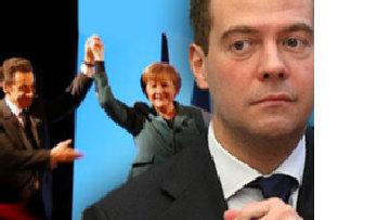 Запад хочет дружить с Медведевым picture