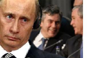 Путин - это очень смешно. Если этот смех умело организовать picture