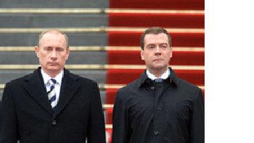 В тени Путина picture