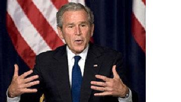 Смешно: Буш говорит о личной ответственности picture