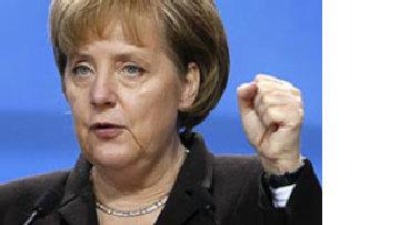 Меркель ждет Медведева, чтобы обсудить с ним вопрос о правах человека picture