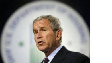 Благодаря Бушу мир стал безопаснее picture