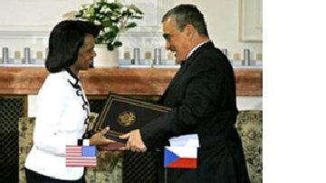Чешско-американский договор о радаре подписан picture
