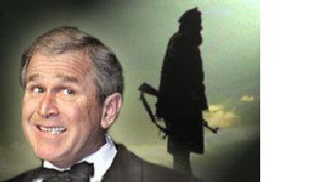 'Аль-Каиду' в ангелы, Буша и его команду в демоны picture