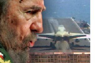 Русские бомбардировщики и стальные нервы Кубы picture