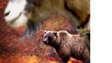 Козел и Медвежонок... (политическая сказка) picture