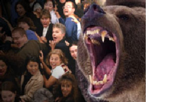 Не смейтесь над медведем picture