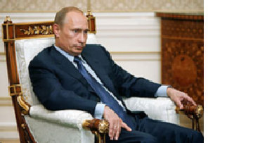 Обретенный полководец Путин picture