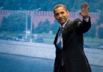 Обама в России picture