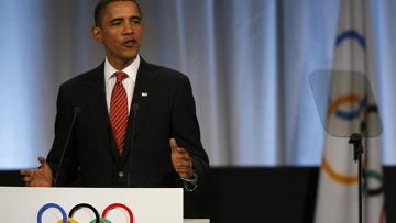 Обама олимпиада чикаго 2016