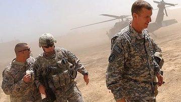 Генерал Стенли МакКристал в Афганистане