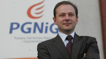Михал Шубски, глава компании PGNiG