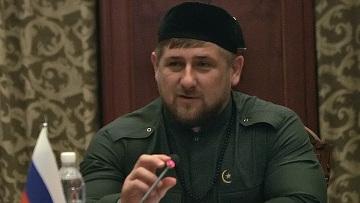 Рамзан Кадыров принял в Грозном делегацию муфтиев