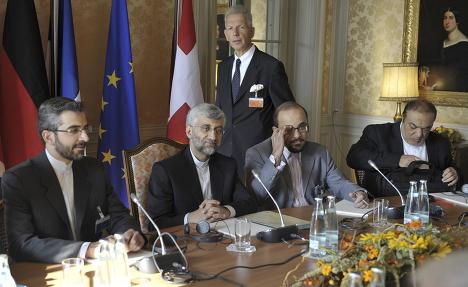 Переговоры в Женеве между членами групппы '5+1' и Ираном