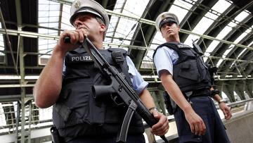 Полицейские Берлина