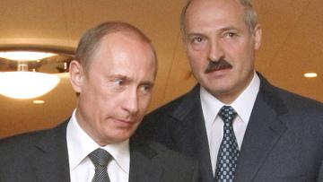 Визит премьер-министра РФ В. Путина в Минск