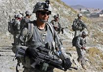 Афганистан солдат