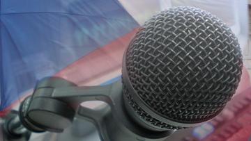 микрофон  чехии