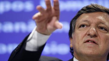 Председатель Европейской комиссии Жозе Мануэль Баррозу