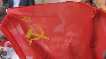 Акция, посвященная годовщине грузино-югоосетинского конфликта