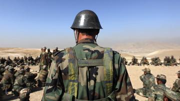 афганистан солдаты