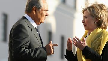 Визит госсекретаря США Хиллари Клинтон в Татарстан
