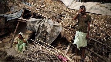 мир голод люди бедность