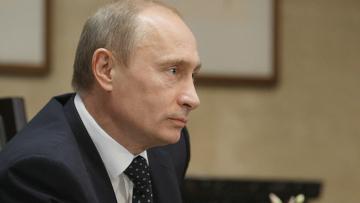 Премьер-министр РФ В.Путин ответил на вопросы журналистов