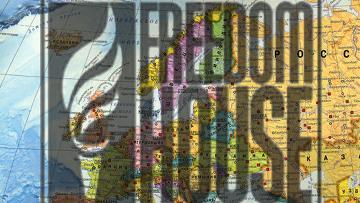 карта европы свобода прессы