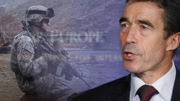 Генеральный секретарь НАТО Андерс Фог Расмуссен афганистан