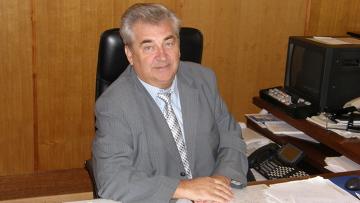 Виктор Шевалдин, генеральный директор Игналинской АЭС