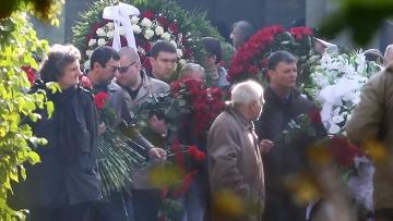 Похороны предпринимателя Вячеслава Иванькова