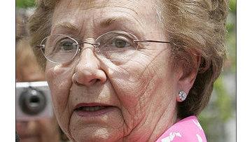 Сестра Фиделя Кастро - Хуанита Кастро (Juanita Castro)