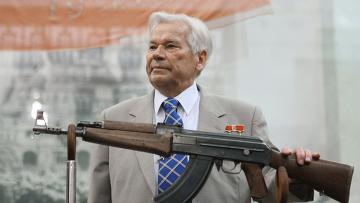 Легендарный АК-47 (фото) - Nur kz