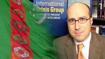 пресс-секретарь Международной группы по предотвращению кризисов Эндрю Штройлайн