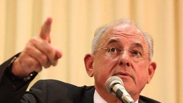 министр Обороны Бразилии Нельсон Жобим