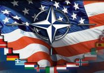 Флаги США НАТО мировые государства
