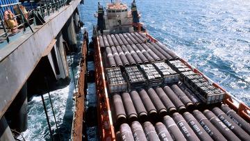 Трубы нордстрим Nord Stream строительство