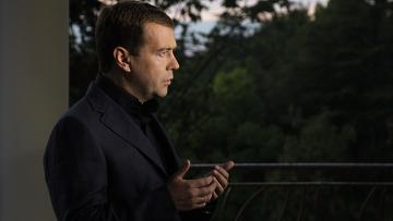 Новая запись в блоге президента РФ Дмитрия Медведева