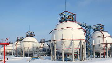 нефтегазовый комплекс хранилища