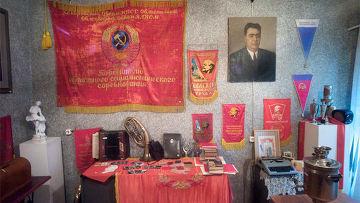 выставка предметов советского быта под названием Villa Sovietica