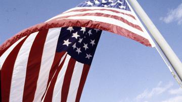 Торжественная встреча американских моряков